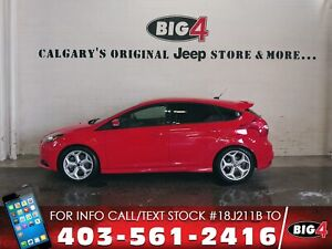 2014 Ford Focus ST   Leather   NAV   Sunroof   Flowmaster Exhaus