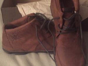 Never Worn Unique Men's Size 11 Leather Shoes