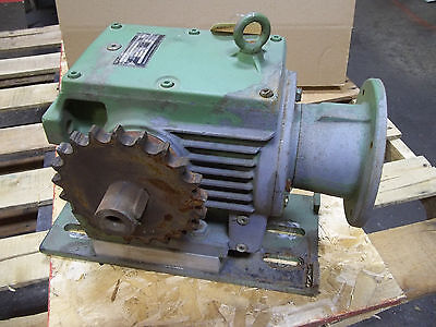Sew Eurodrive Electric Motor Gear Reduction Right Angle S72-lp90