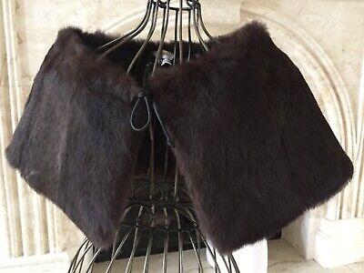 Central Falls Co. Rabbit  Fur Shawl, Poncho  ( M  ) for sale  Plano