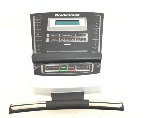 NordicTrack T6.3 Treadmill Display Console Assembly 349599