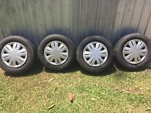 4 x Toyota Camry wheels Tallai Gold Coast City Preview