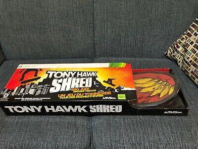 XBOX 360 Activision Tony Hawk   Skateboard Board Controller