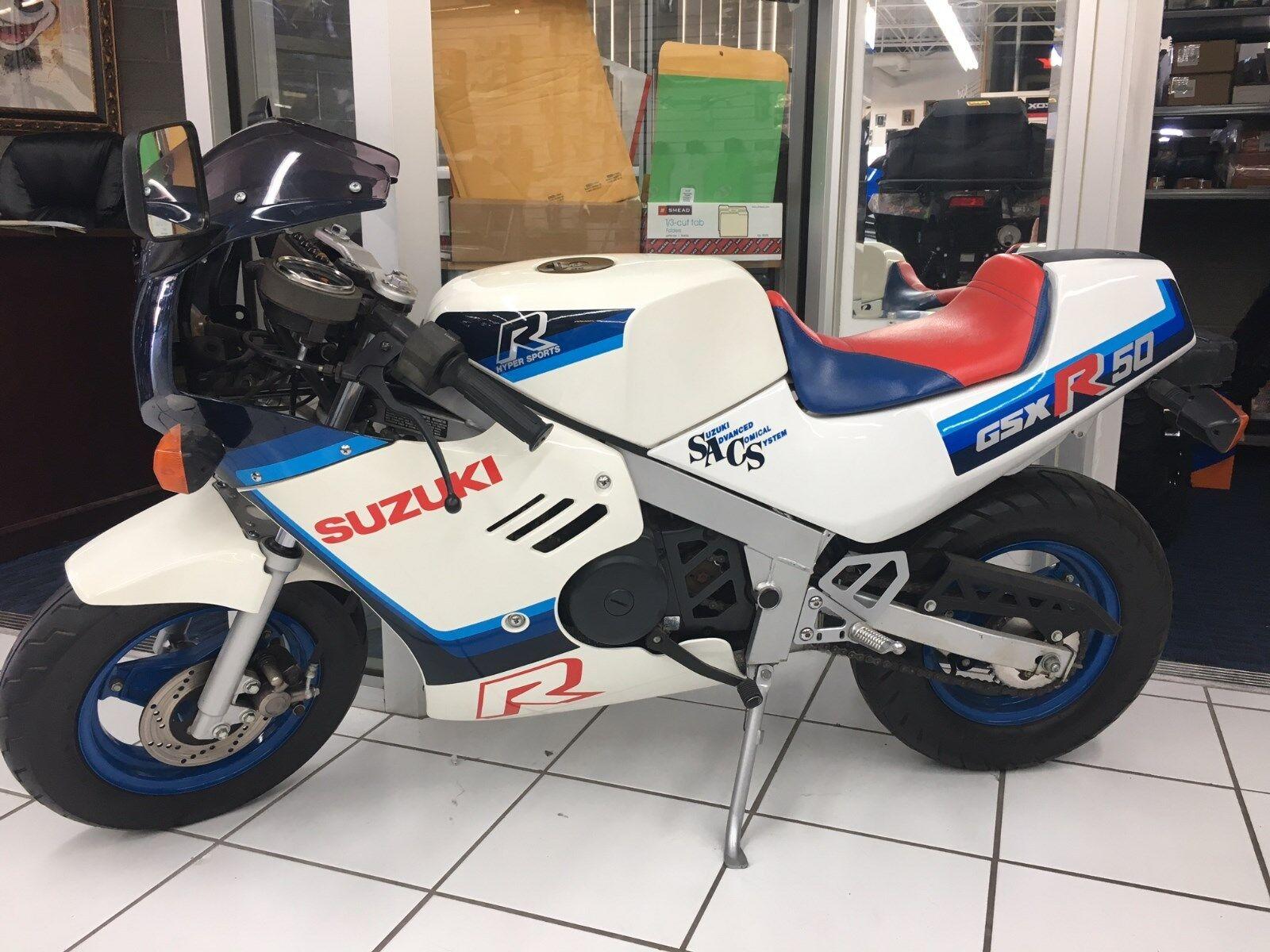 Suzuki RB50 GAG (GSX-R50)
