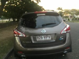 2011 Nissan Murano Wagon South Brisbane Brisbane South West Preview