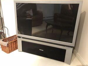 Télé au plasma
