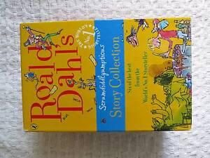 Roald Dahl - 6 x brand new books  - bargain Rose Bay Eastern Suburbs Preview