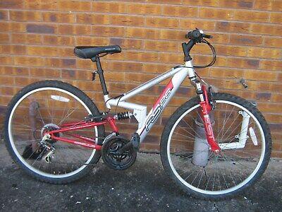 Apollo FS26 Full Suspension Mountain Bike