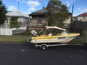 Vintage Power Boat for sale New Lambton Newcastle Area Preview