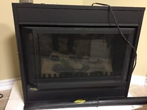 Electric fireplace insert - Vermont Castings