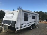 Majestic tiara off-road caravan (free camp) Bunyip Cardinia Area Preview