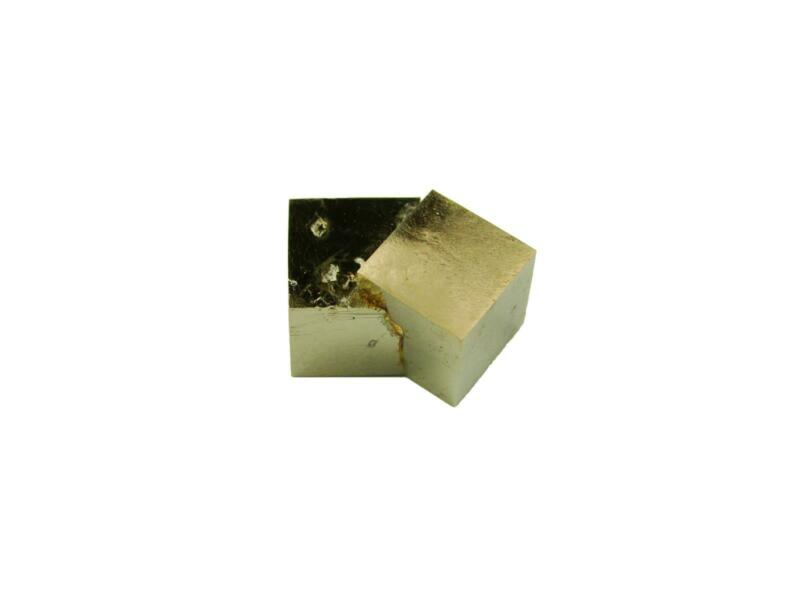 Navajun Spain Mine - Pyrite Cube Crystal With Display Case-#PC16