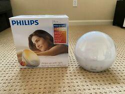 Philips SmartSleep Wake-up Light, Colored Sunrise/Sunset Alarm Clock MINT