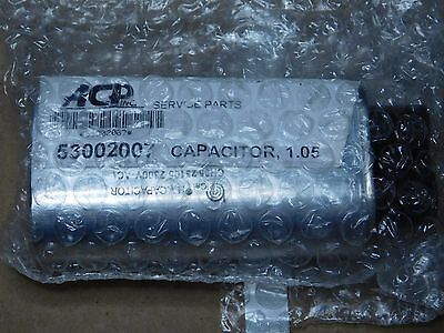 Amana Commercial Microwave 53002007 1.05uf H.v. Capacitor