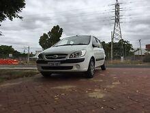 2007 Hyundai Getz Hatchback Lathlain Victoria Park Area Preview