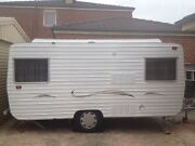 Evernew 13.4 ft caravan with annex Wantirna South Knox Area Preview
