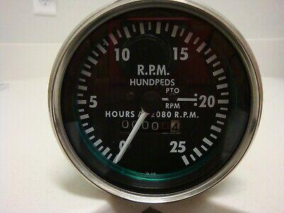 Tachometer For Massey Ferguson Mf 1080 Mf 1100 Mf 1130mf1150 Mf 1300 Cw 202