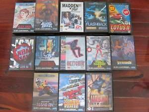 Sega MegaDrive Games, Mega Drive Video Game : )