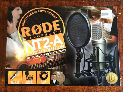 RODE NT2A MICROPHONE - NEW! Avalon Pittwater Area Preview