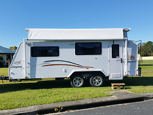 2011 Jayco Discovery Pop Top 18.6ft  As New Condition Burpengary Caboolture Area Preview