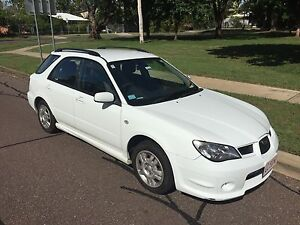 2006 Subaru Impreza Hatchback Alawa Darwin City Preview
