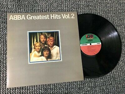ABBA Lp Greatest Hits Vol 2