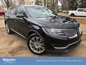 2016 Lincoln MKX Reserve | Heated/Cooled Seats | Remote Start |