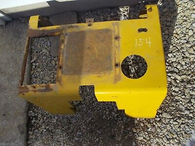 International Cub 154 Lb Tractor Ihc Main Rear Transmission Cover Panel