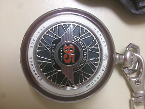 Harley Davidson 95th Anniversary fob watch. Boronia Knox Area Preview