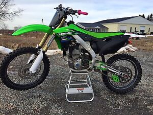 2014 KX250F UP FOR TRADES!