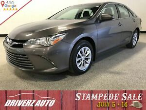 2017 Toyota Camry LE BLUETOOTH, USB, REARVIEW CAMERA
