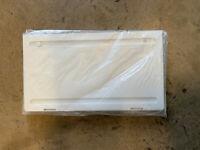 White Dometic Winter Cover Set LS 100//200