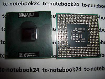 Celeron 2.2 Ghz Notebook (Intel 85900 SLGLQ  2.20/1M/800 2,2Ghz 1M/800 Sockel P FSB800 Notebook CPU)