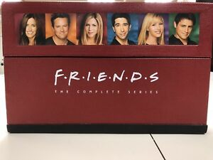Friends Complete DVD series