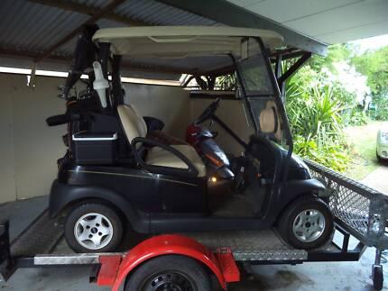 Golf Buggy ClubCar