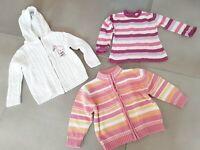 Süße Strickjacke Pullover 86 Größe Mädchen Nordrhein-Westfalen - Unna Vorschau