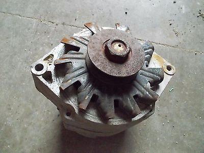 Farmall Allis John Deere Ih Ac Tractor 12v Alternator W Belt Pulley