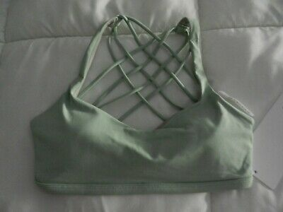 LULULEMON BRAND NEW WITH TAG HARD-TO-FIND FREE TO BE BRA *WILD (Size 6) - JULP