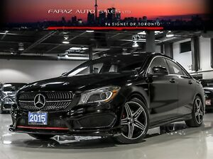 2015 Mercedes-Benz CLA250 AMG SPORT|AWD|FULLY LOADED