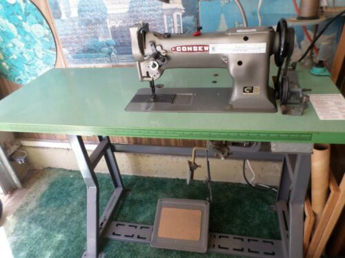 Consew industrial sewing machine model 225 no reverse
