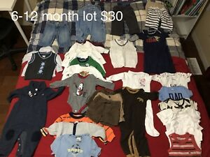 Boy clothing lots