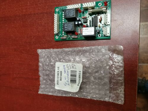 PITCO Relay board P60144002-C  For Rethermalizer units
