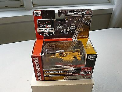 New Aw Release  2 Superiii Ryan Hunter Reay Dhl  28 Indy Slot Car 1 64 Scale New