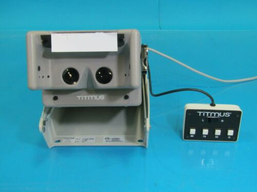 Titmus Optical 2s Vision Tester