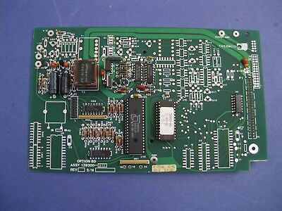 Thermco 139300-001 Option Board Pcb Assembly Used