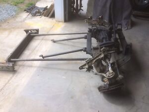"""88-97 Chevy 6"""" rough country lift kit"""