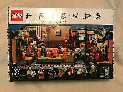 LEGO Ideas Central Perk 21319 * Friends The Television Series New Sealed