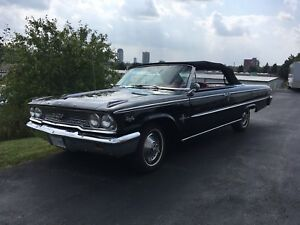 1963 FORD XL CONVERTIBLE
