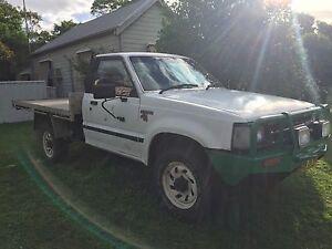 1990 Mazda B2600 Ute North Rothbury Cessnock Area Preview