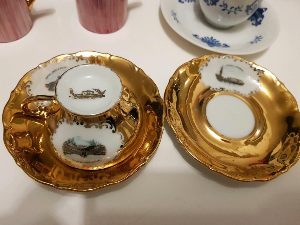 Tassen kaffeset teeset Teekanne tassenset sammeltassen in Bayern - Karlsfeld